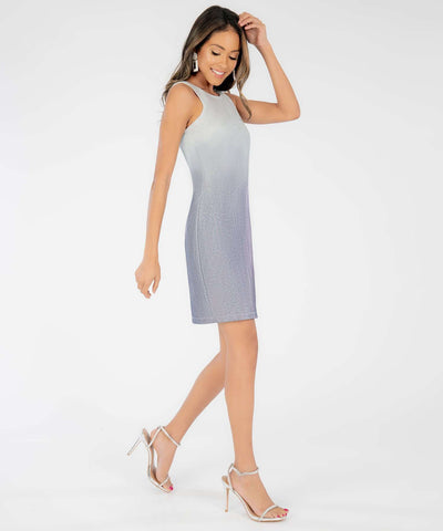 Swift Ombre Bodycon Dress - Image 2