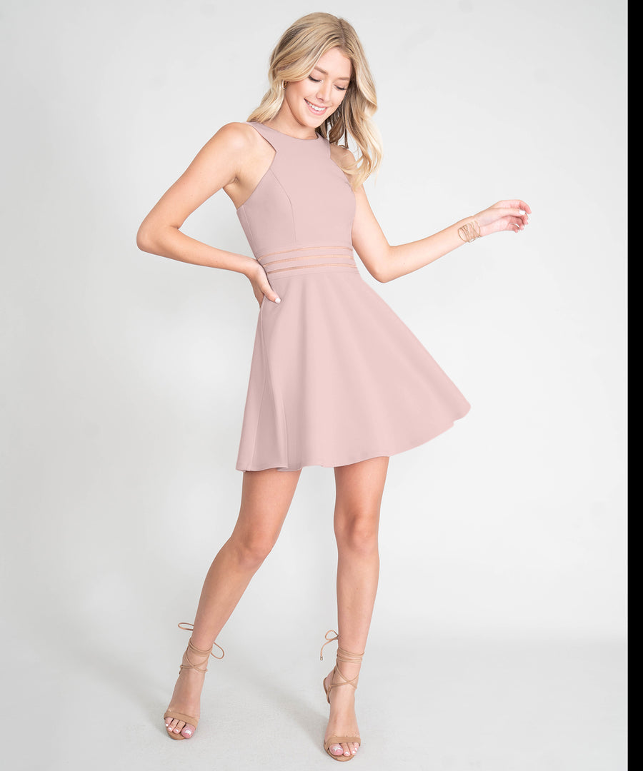 Skater Girl Dress-Dressy Dresses-Speechless
