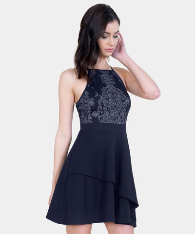 Caviar Skater Dress - Image 2