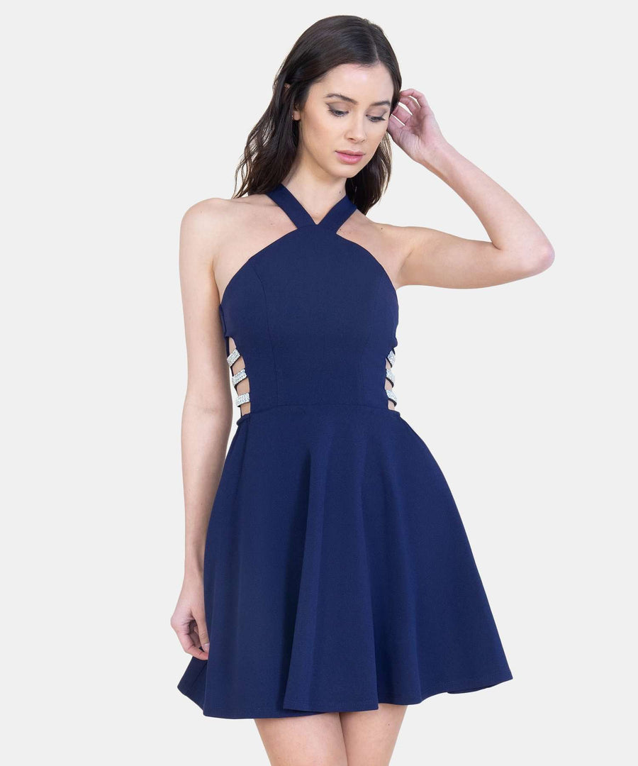 Charmed Skater Dress-Speechless