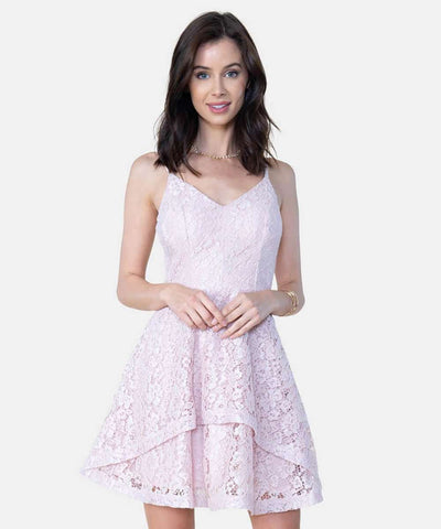 Bella Sweetheart Skater Dress