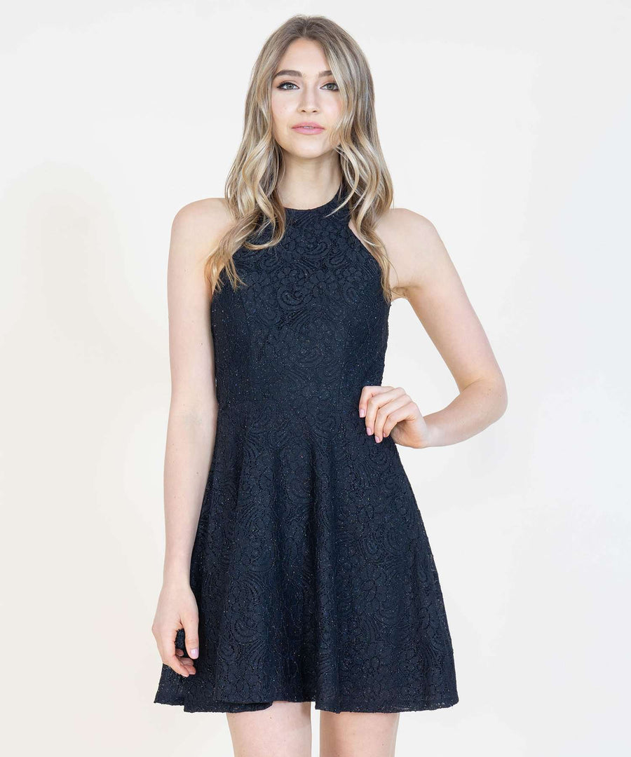 Eve Skater Dress-Dressy Dresses-Speechless