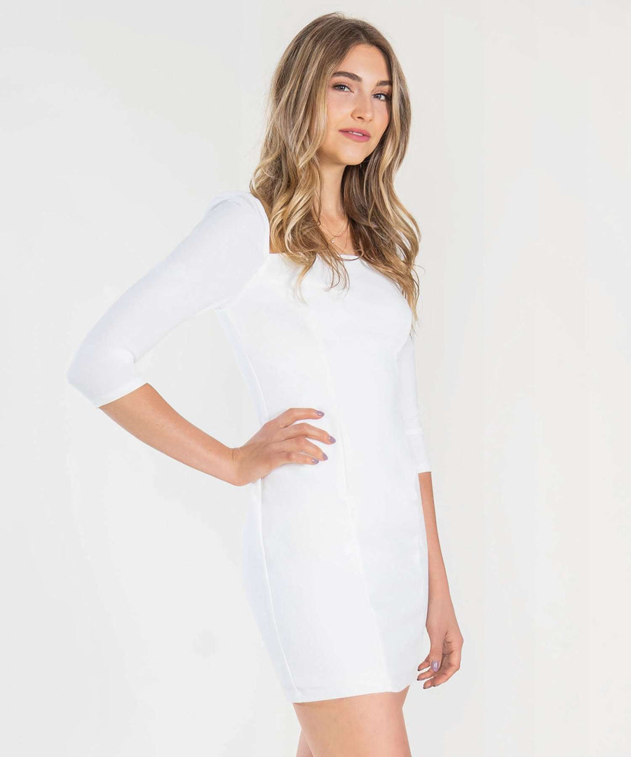 You And Me Bodycon Dress-Dressy Dresses-Speechless