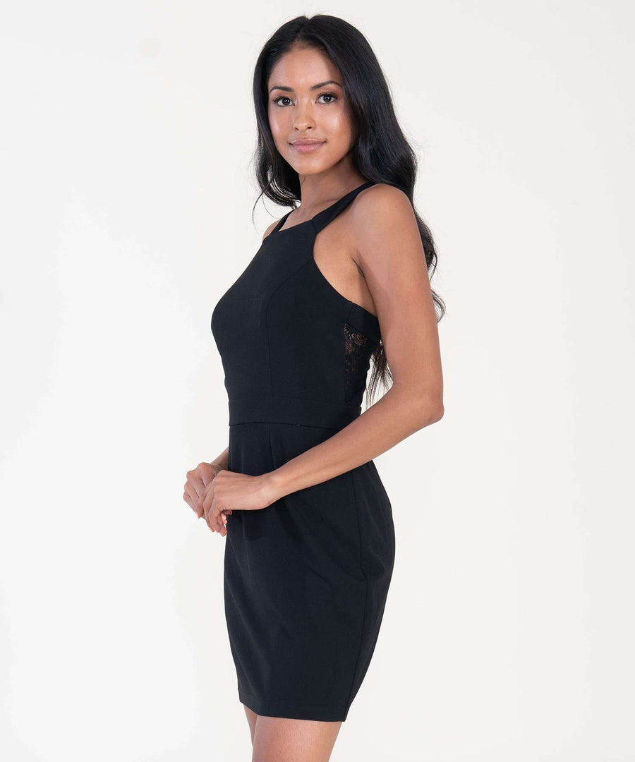 Nobody Like You Bodycon Dress-Dressy Dresses-Speechless