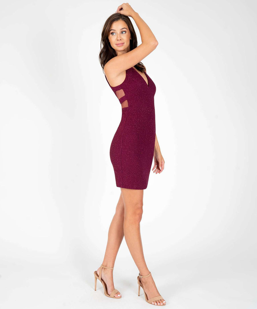 Keeping Secrets Slim Fit Dress-New-Speechless.com