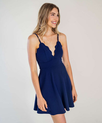 Back To Basics Exclusive Skater Dress - Image 2