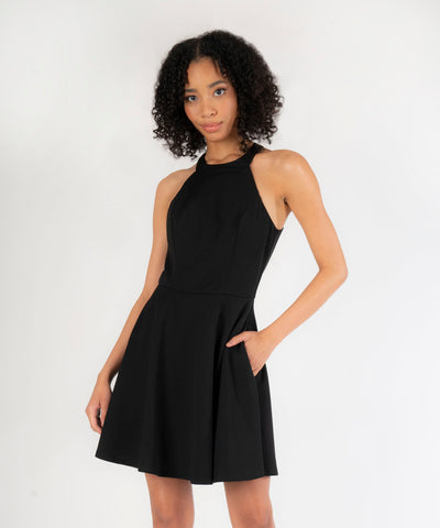 Reese Exclusive Skater Dress - Image 2