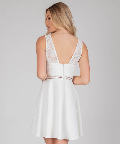 Emery Skater Dress - Image 2