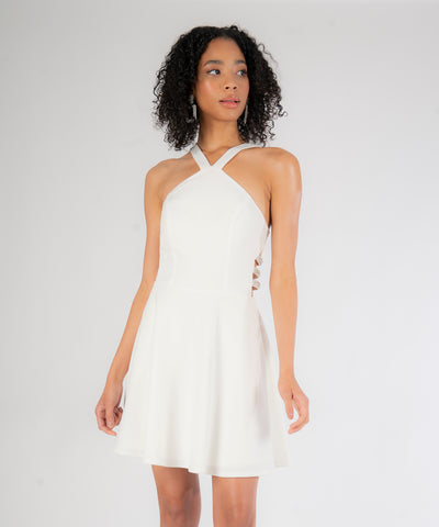 Charmed Exclusive Skater Dress - Image 2