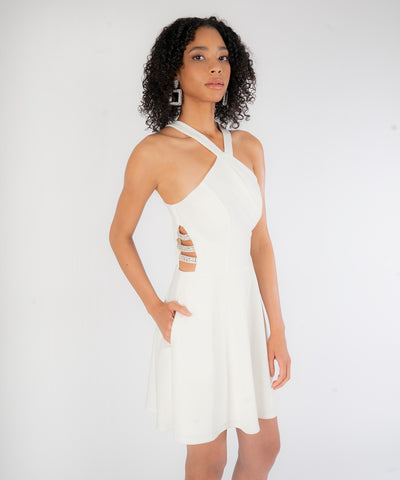 Charmed Exclusive Skater Dress