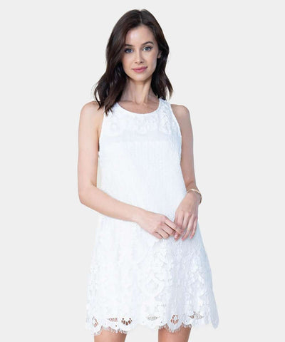 Laced In Love Shift Dress