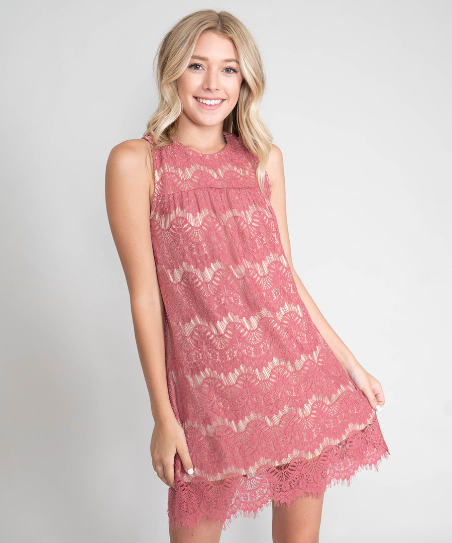 Ivy Shift Dress-Casual Dresses-Speechless