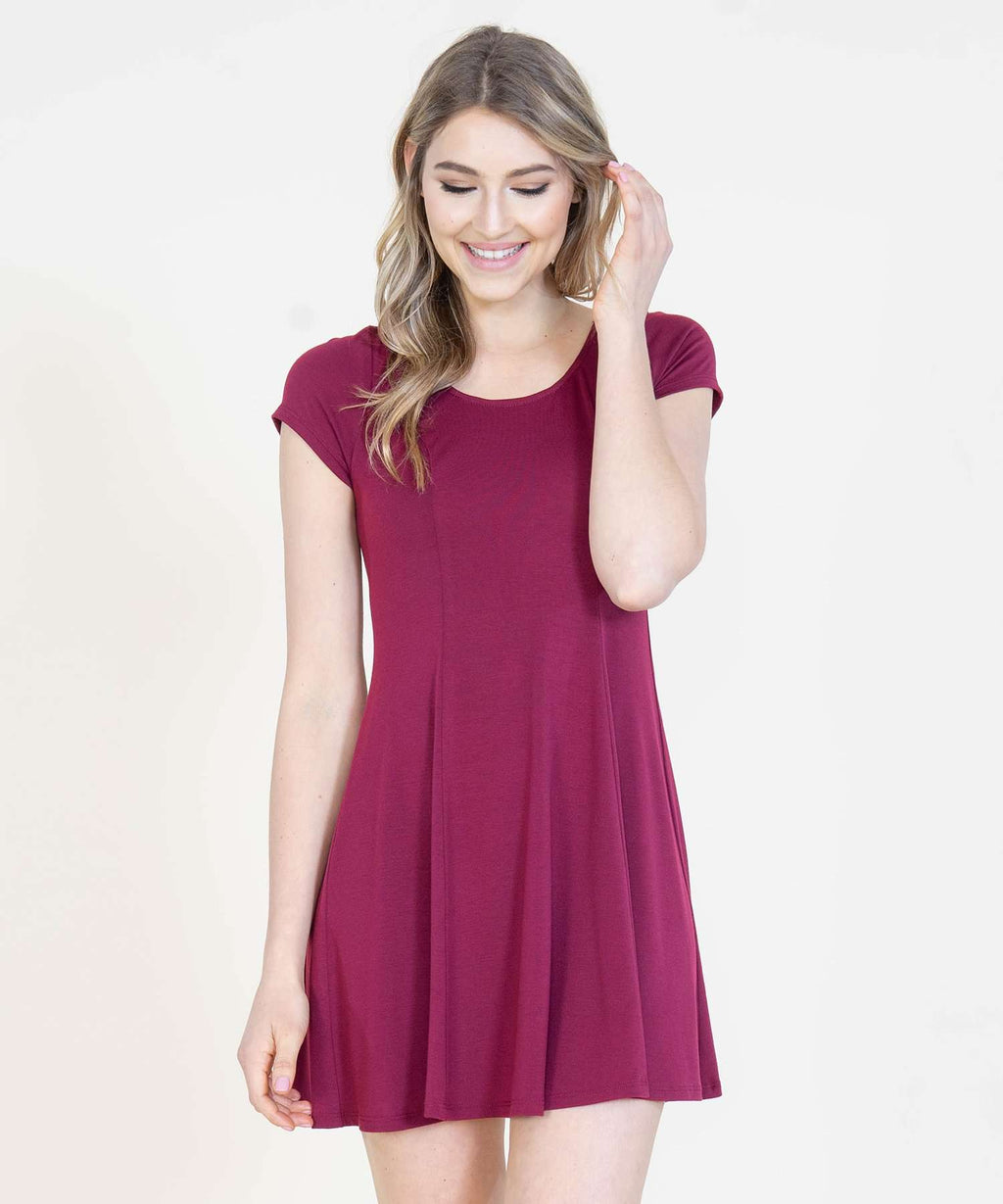 Simple Things Knit Dress