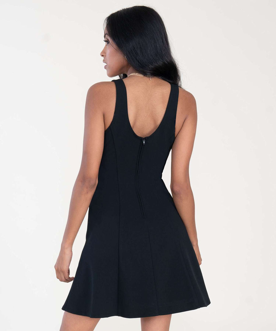 Some Like It Hot Skater Dress-Dressy Dresses-Speechless