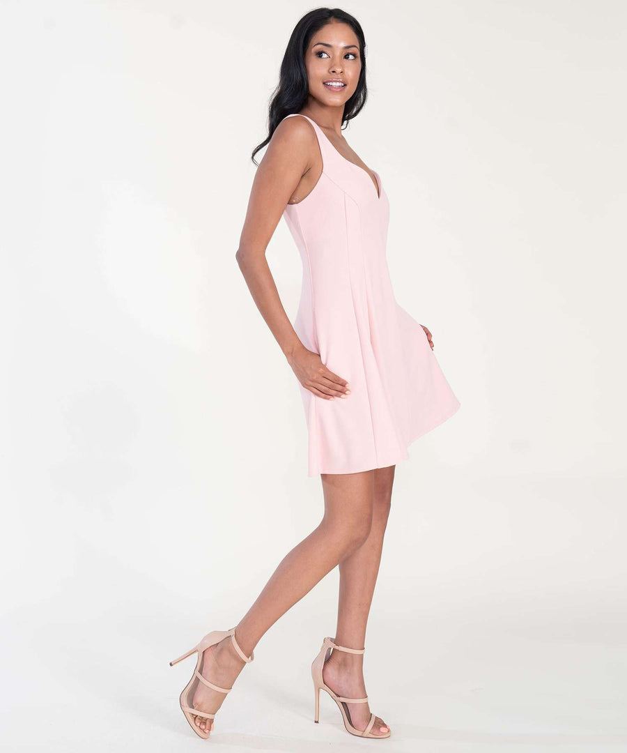 Some Like It Hot Exclusive Skater Dress-Dressy Dresses-Speechless