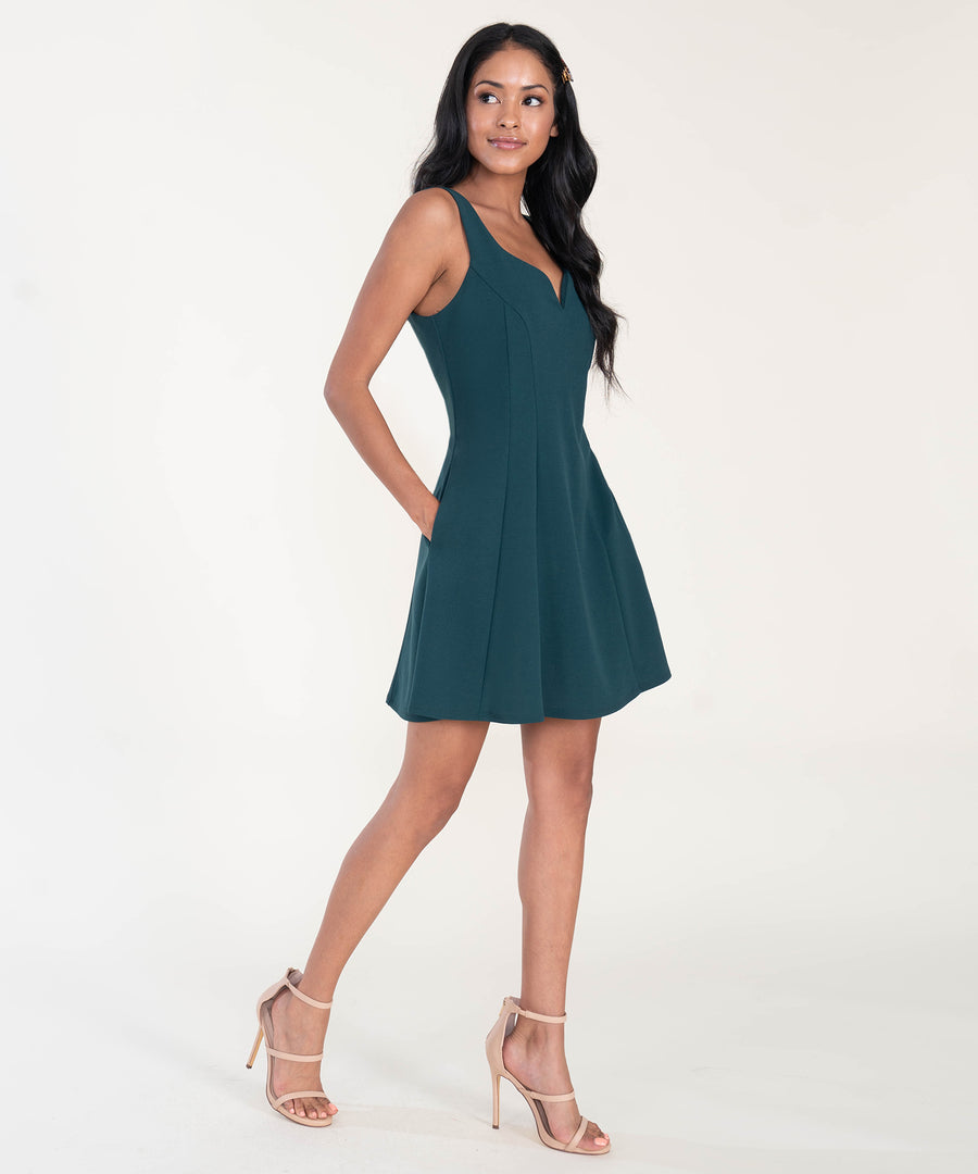 Some Like It Hot Exclusive Skater Dress-Speechless