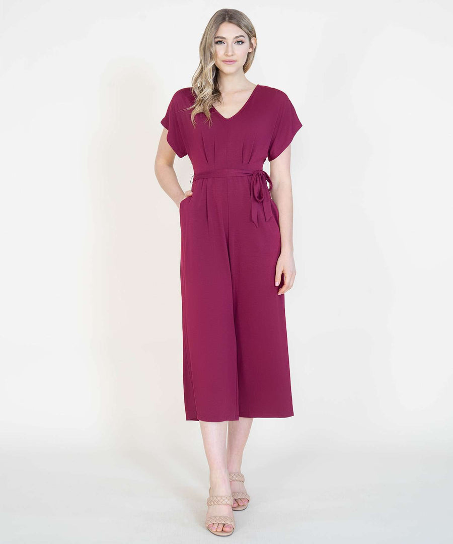 Everyday Knit Jumpsuit-Jumpsuit-Speechless