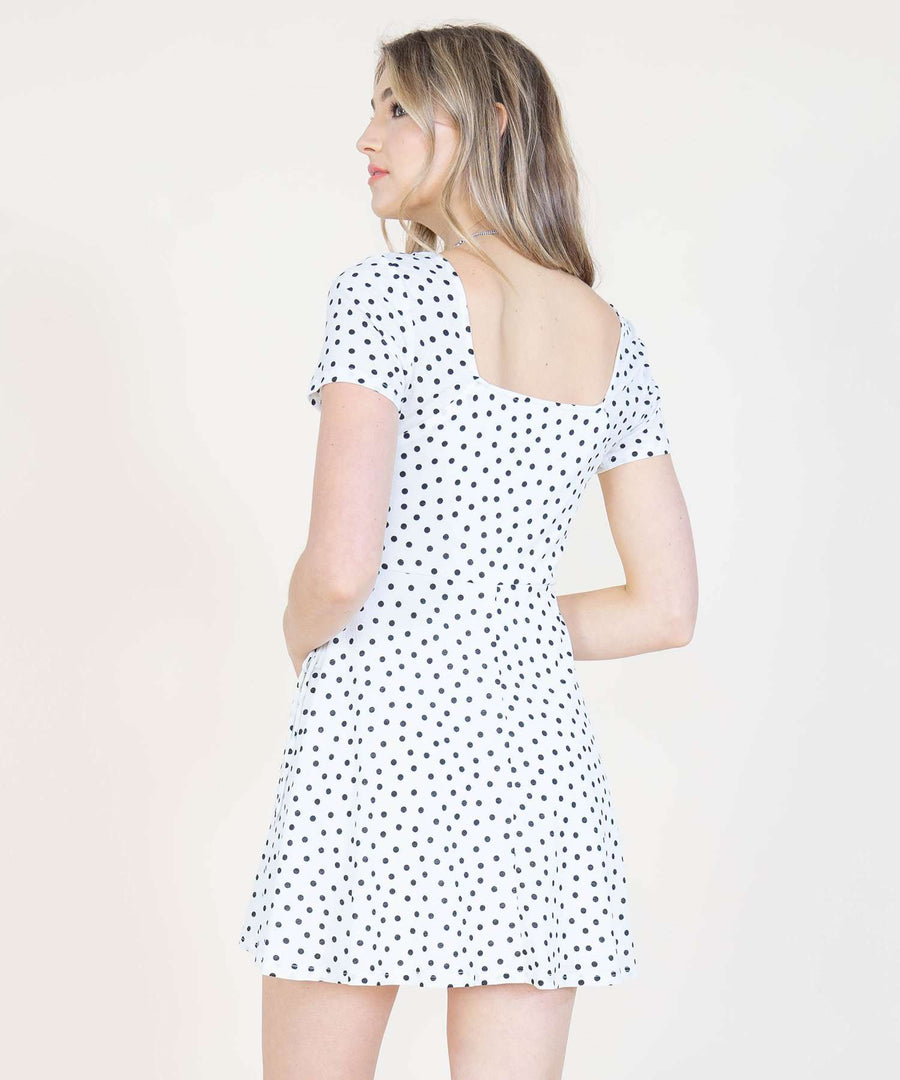 Dottie Wrap Dress-Casual Dresses-Speechless