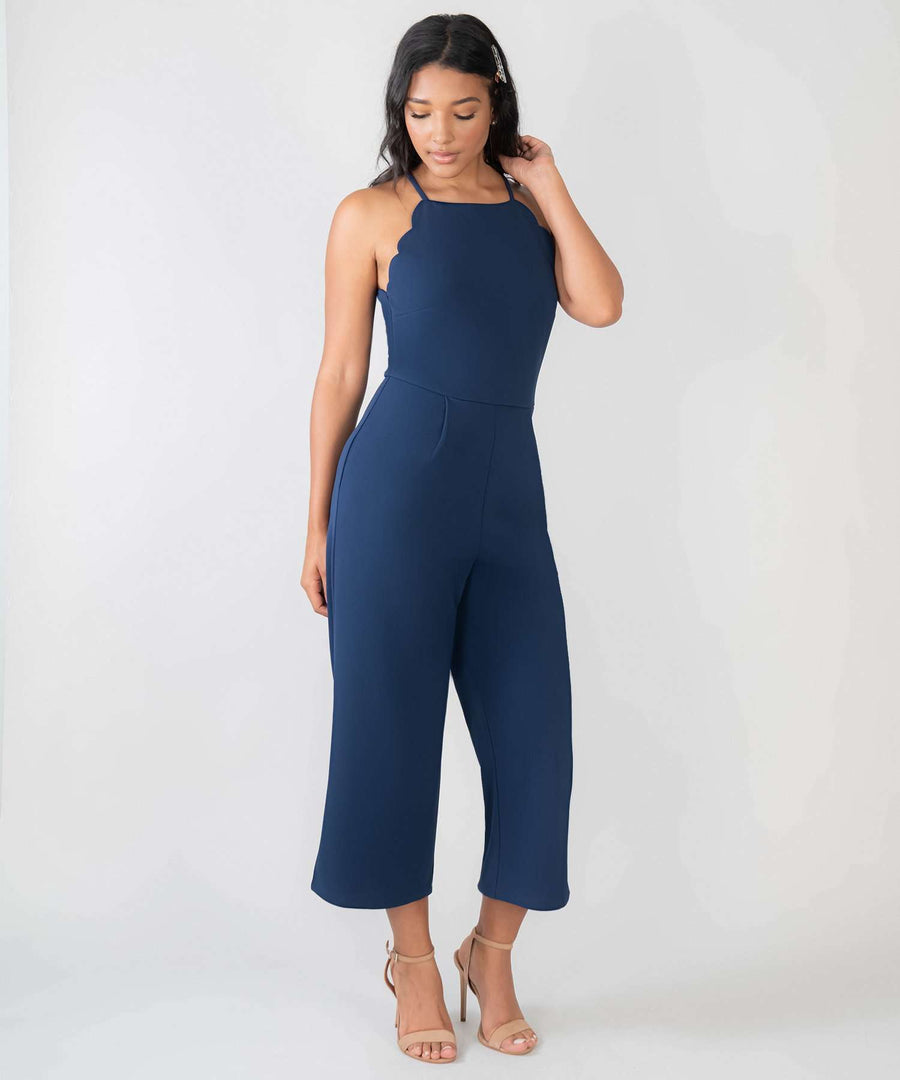 Back To Basics Jumpsuit-New-Speechless