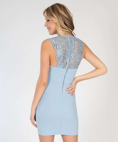 Madeline Lace Bodycon Dress