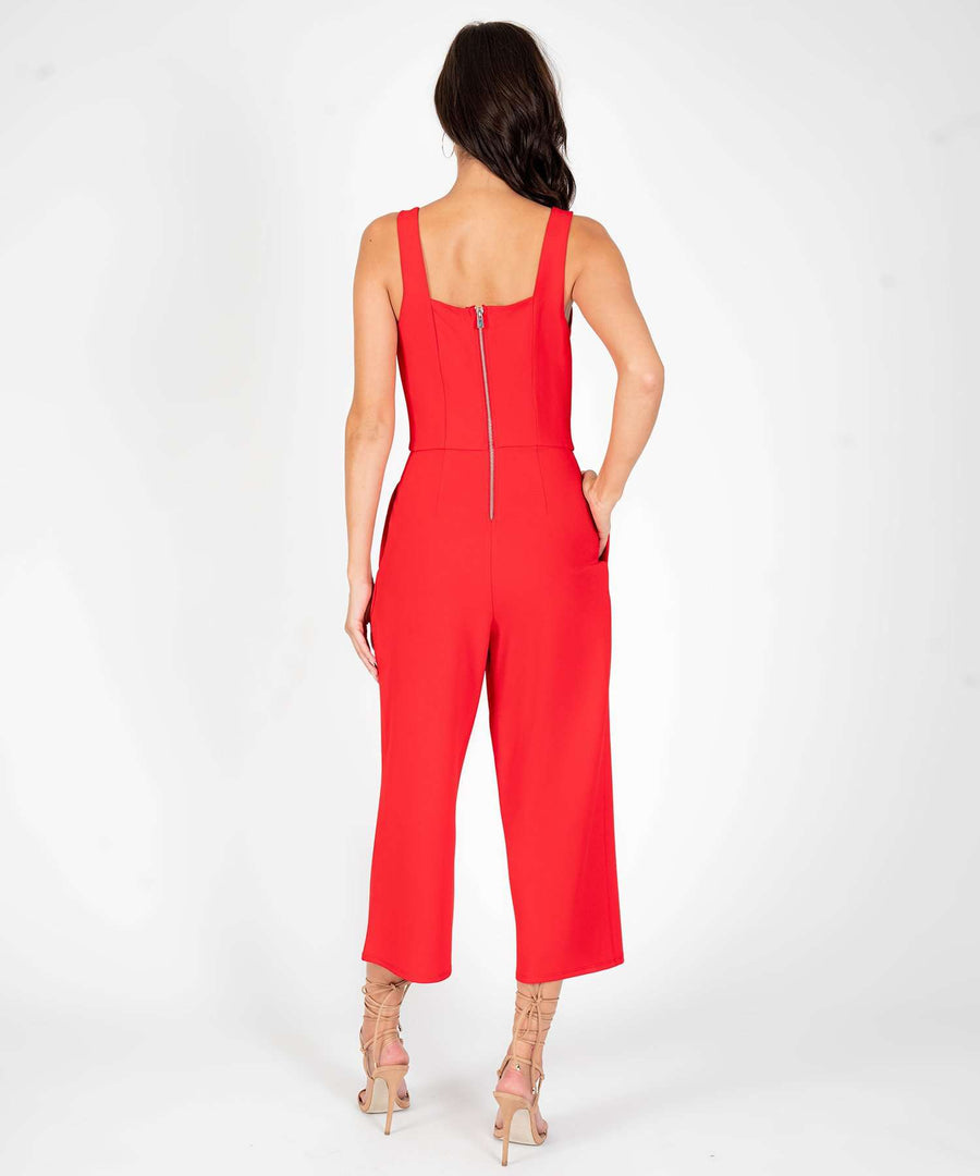 Nash V Wire Jumpsuit-New-Speechless.com