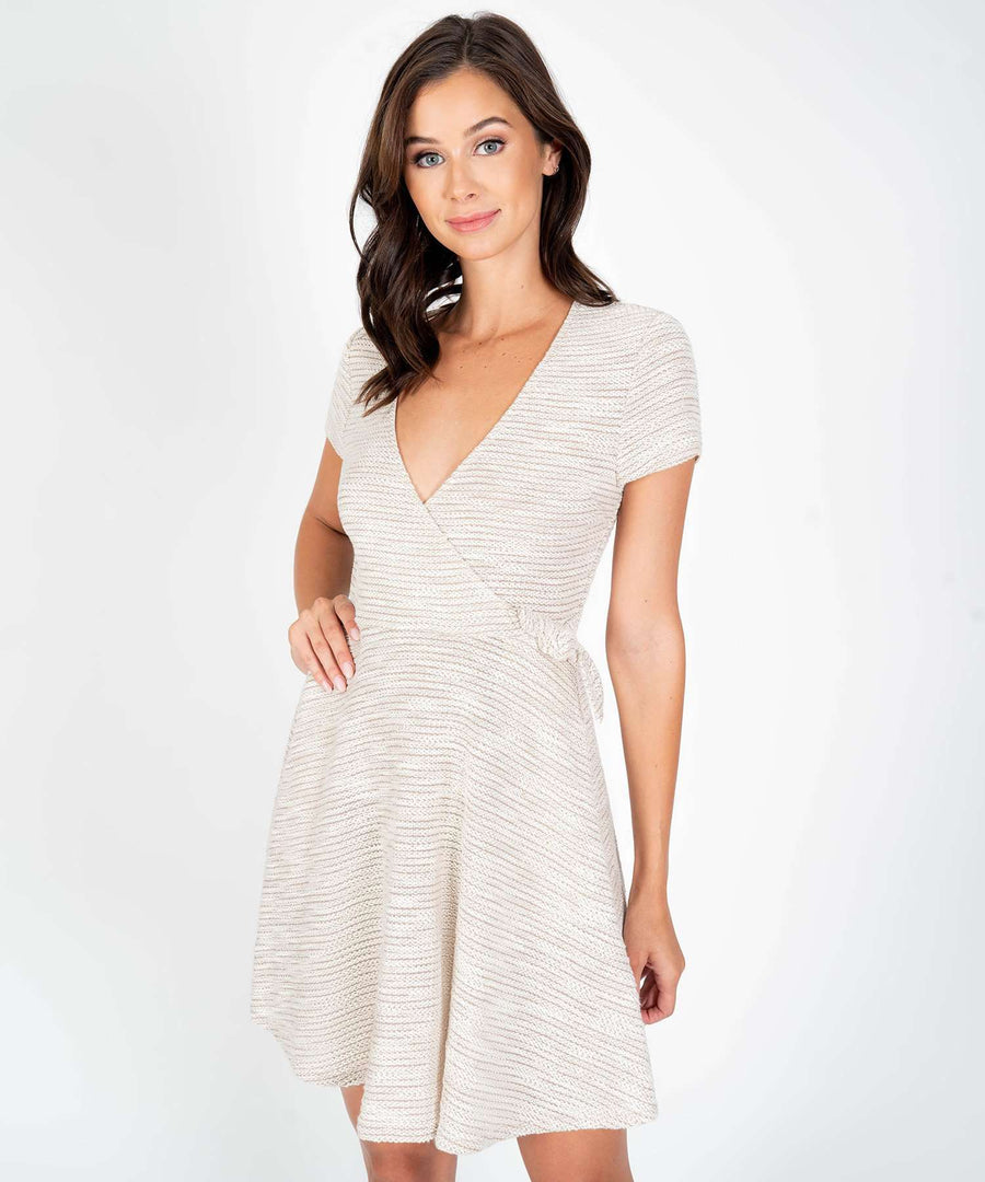 Knot Your Average Skater Dress-Casual Dresses-Speechless.com