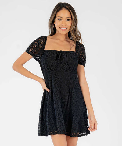 Loren Lace Dress