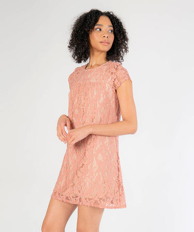 Nora Lace Exclusive Shift Dress - Image 2