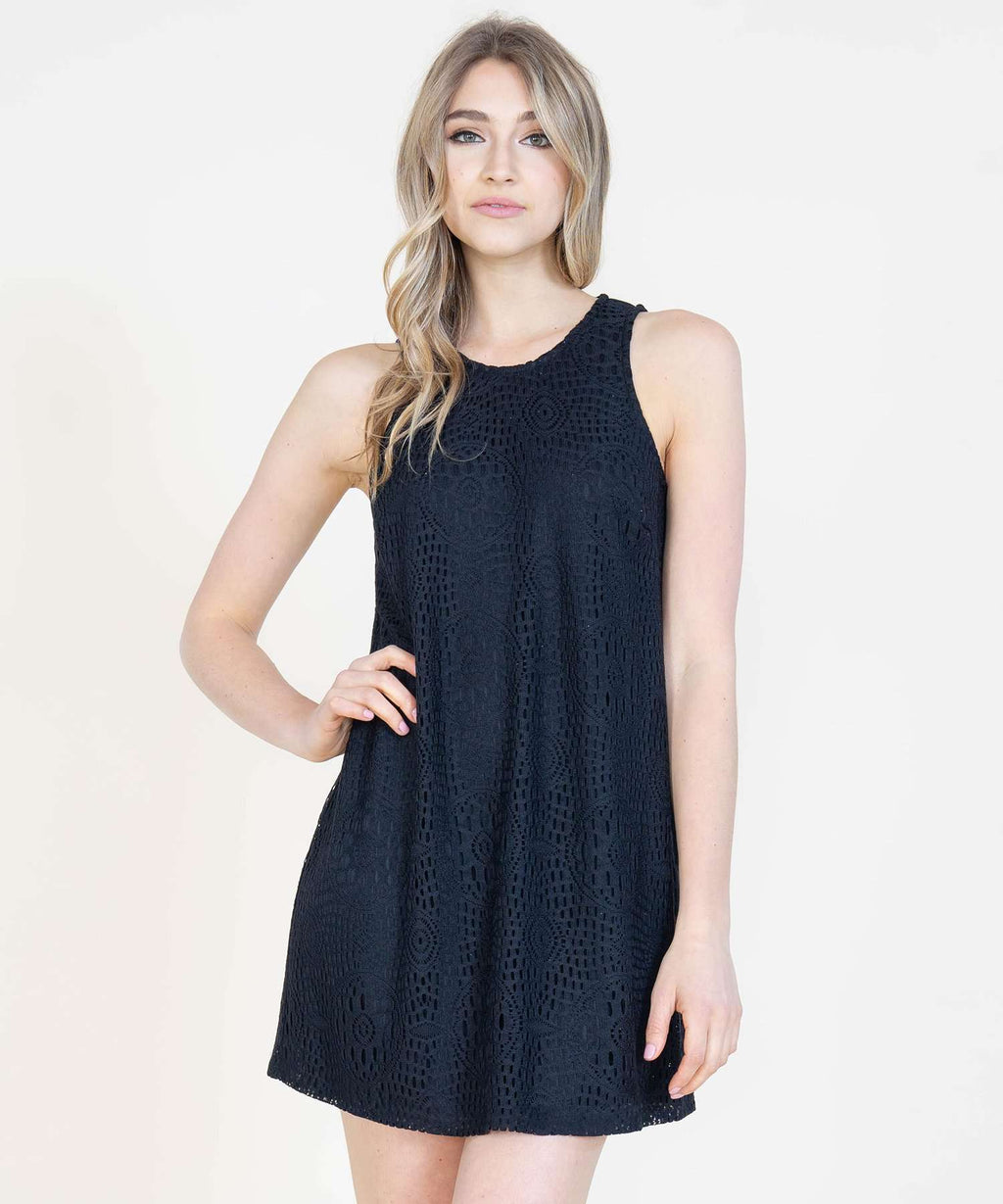 Hayden Shift Dress