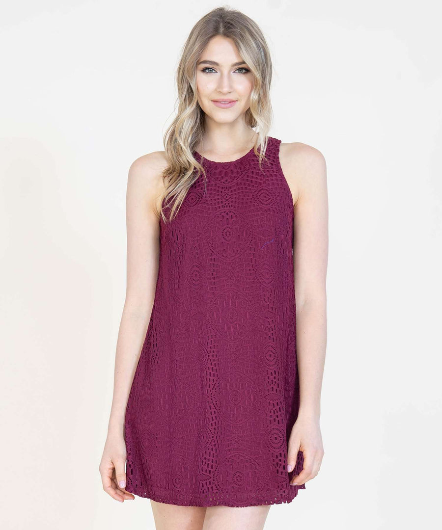 Hayden Shift Dress-Casual Dresses-Speechless