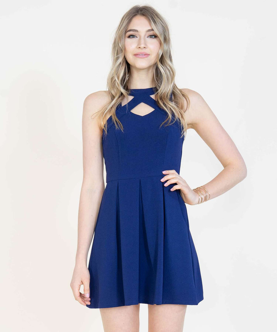 Call Me Maybe Skater Dress-Speechless