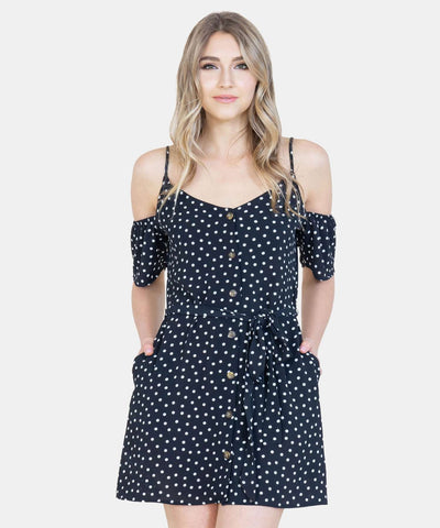 Piper Polka Dot Dress