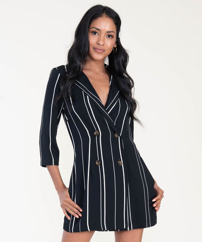 Suit Up Romper