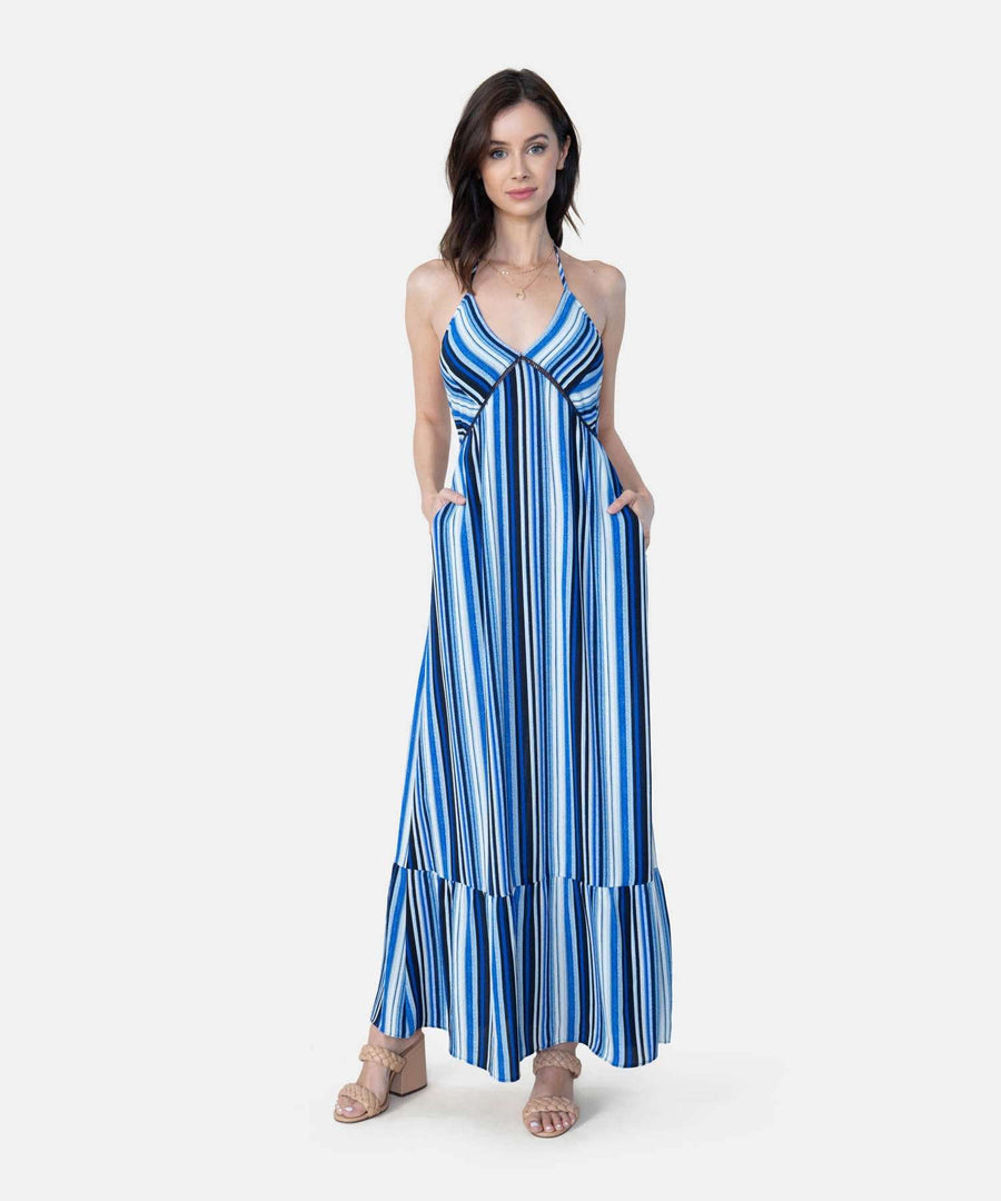 New Wave Exclusive Maxi Dress-Speechless