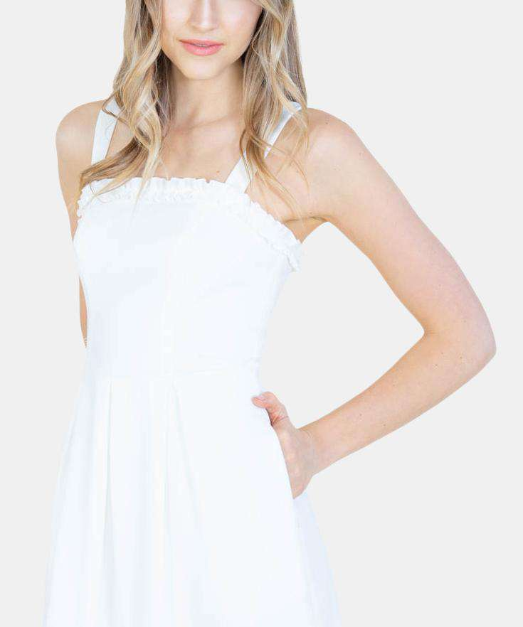 Sweet Escape Bow Back Dress