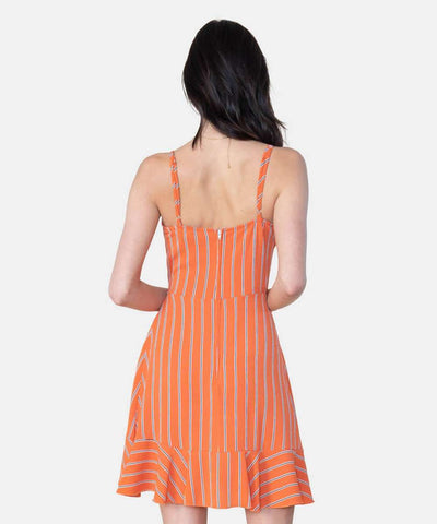 Jamie Exclusive Wrap Dress - Image 2