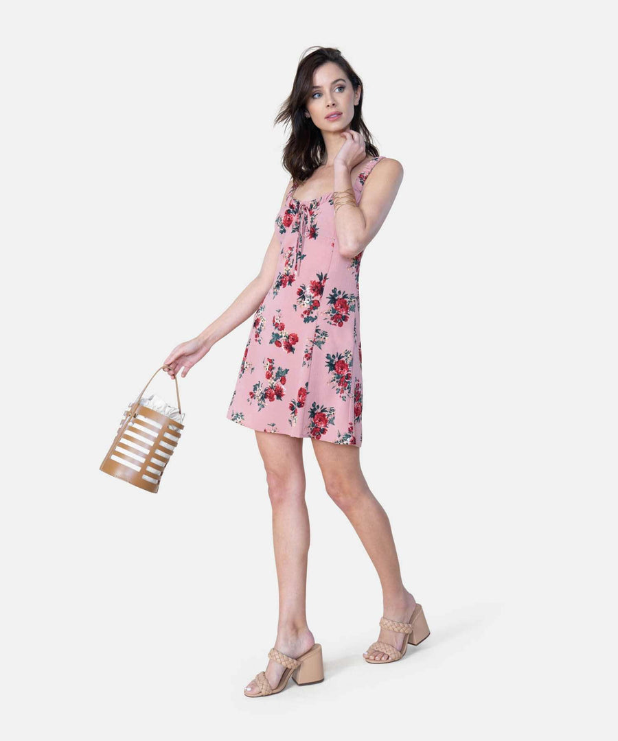 Juliette Exclusive Mini Dress-Casual Dresses-Speechless