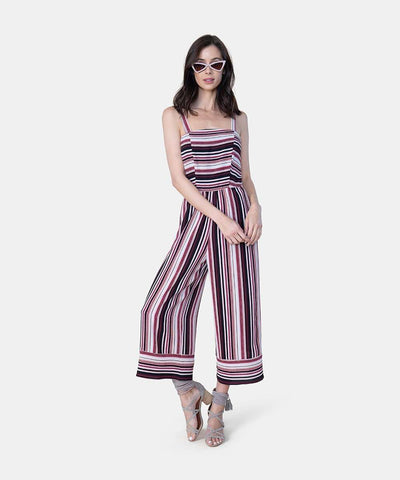 Harlow Exclusive Ruffle Jumpsuit