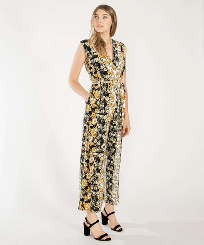 Golden Hour Printed Jumpsuit - Image 2
