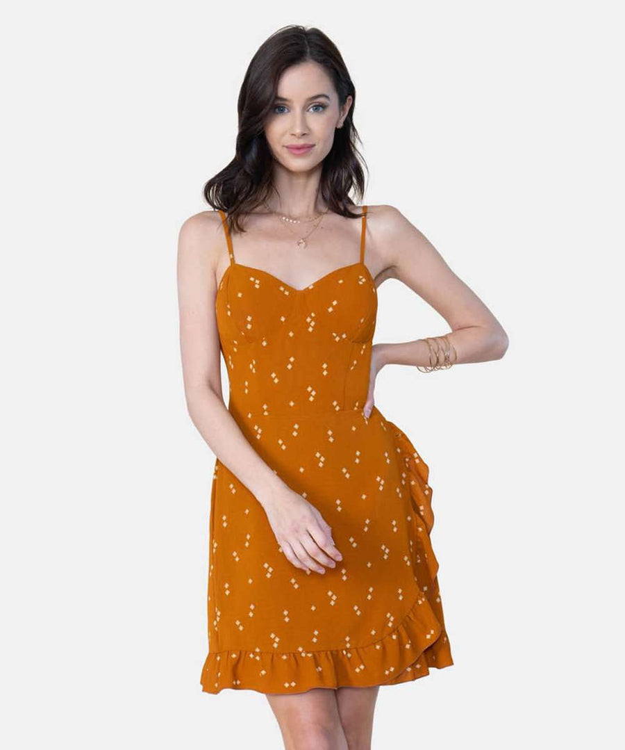 Indio Exclusive Sweetheart Dress-Casual Dresses-Speechless