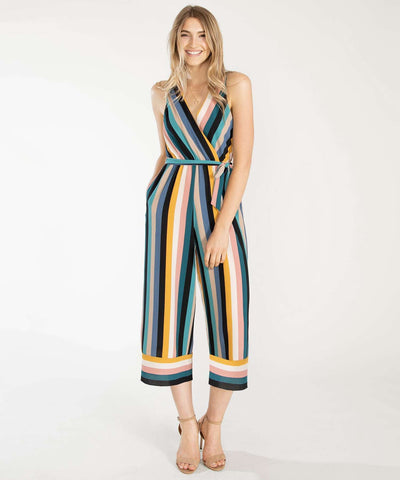 Golden Hour Printed Jumpsuit