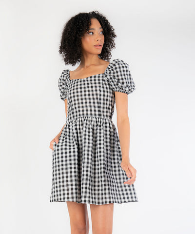 Sami Puff Sleeve Dress