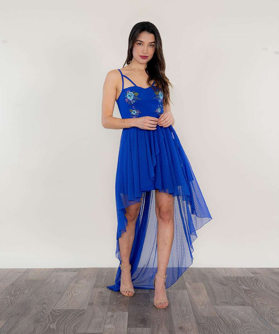 Metamorphosis Dress x Hannah Kat Jones-Dressy Dresses-Speechless