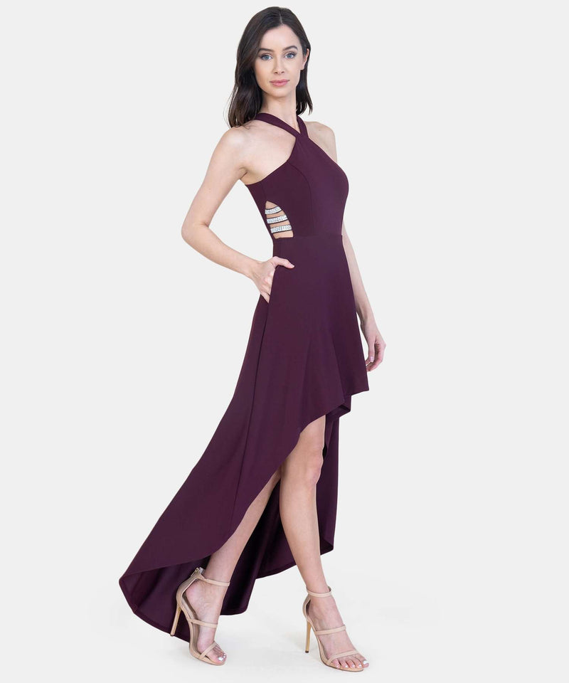 Charmed Hi-Low Dress-Speechless