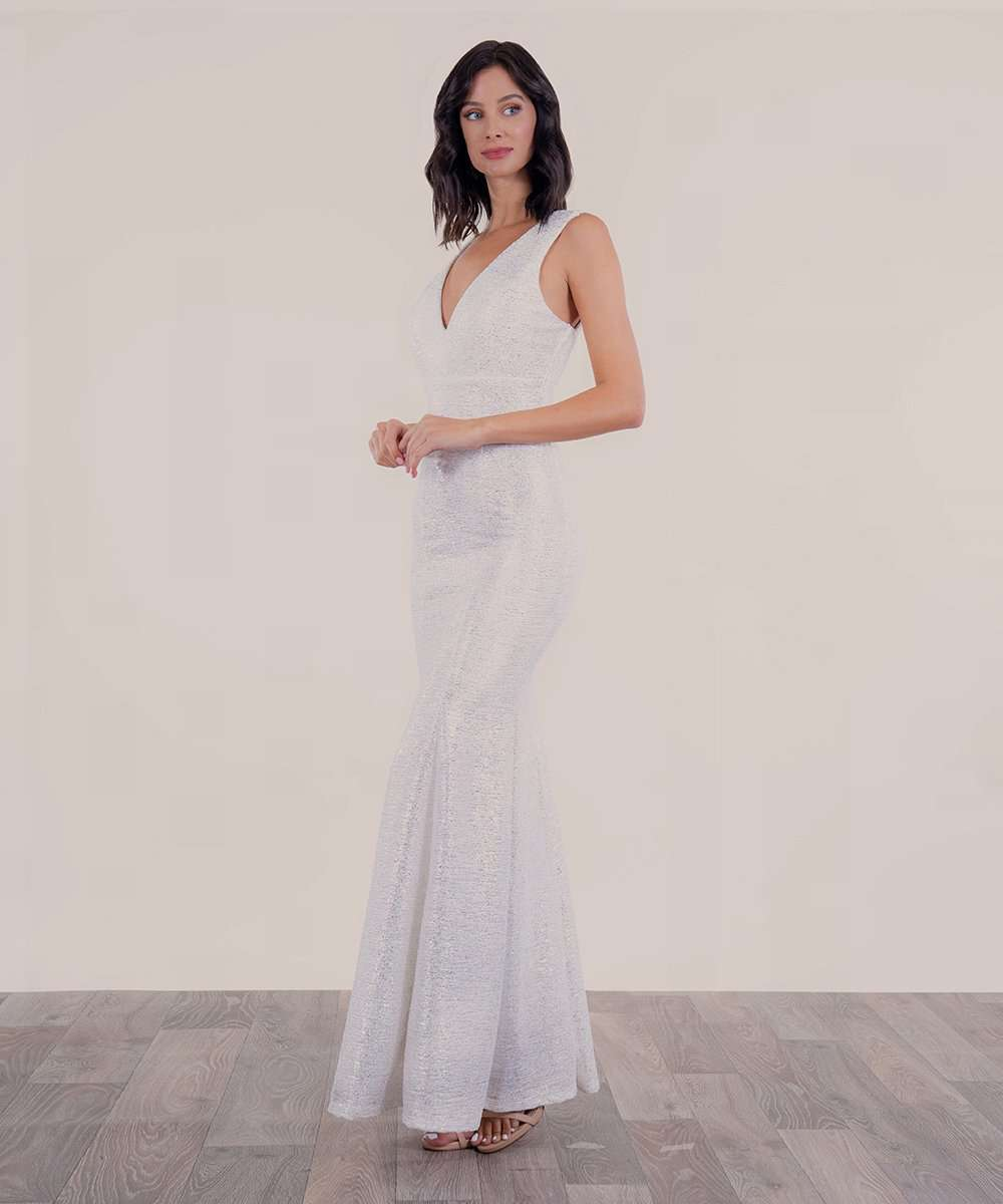 Margot Trumpet Dress-Speechless