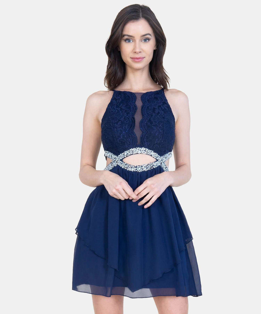 Luna Party Dress-Speechless