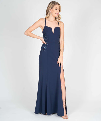 A Rose By Any Other Name Maxi Dress - Image 2