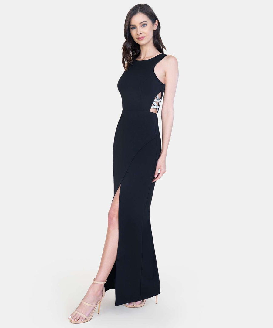 Noelle Maxi Dress-Speechless