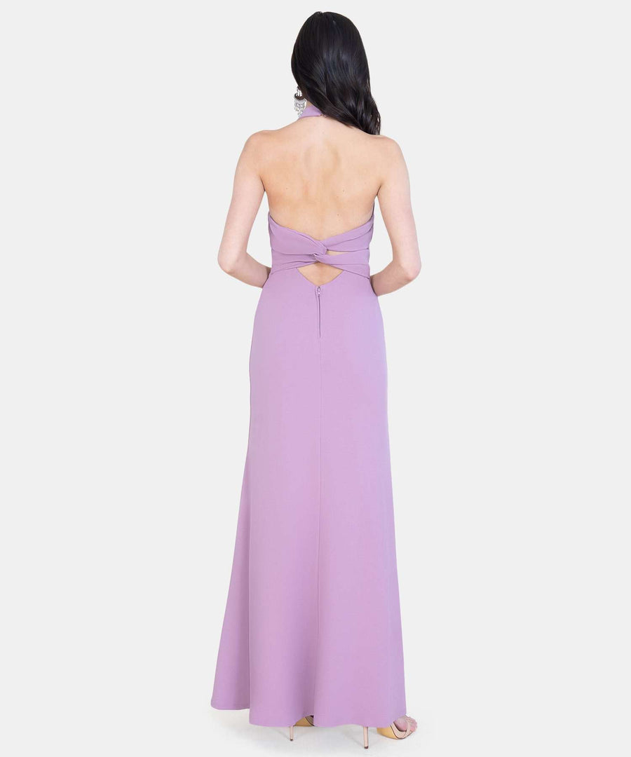 Avery Twist Maxi Dress-Speechless