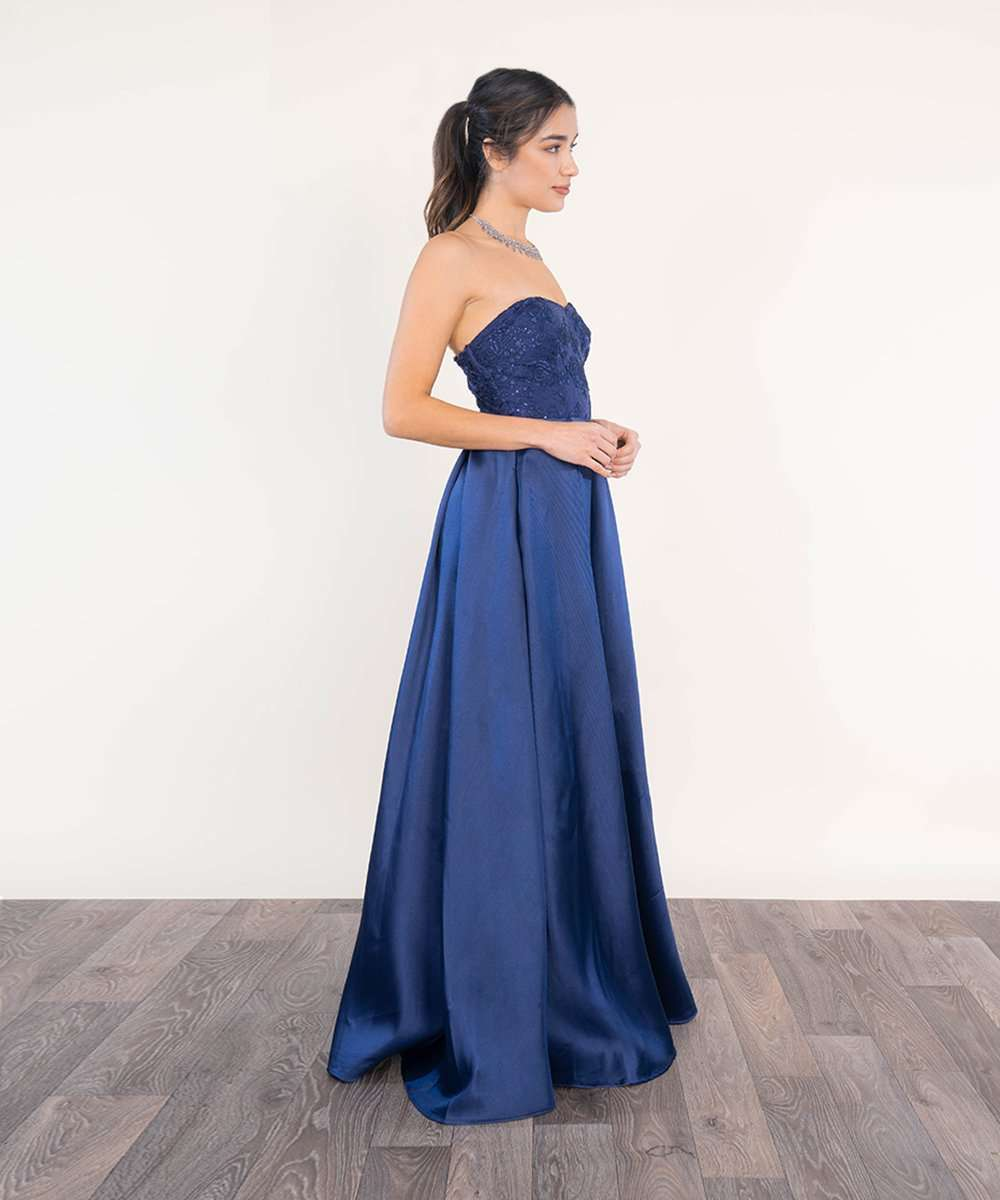Enchanted Evening Ball Gown Dress